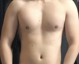 減量開始36日目 4月25日 【-5.5kg】