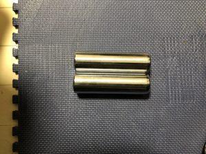 パワーブロック(類似品)の内部にある鉄の棒の取り外し方
